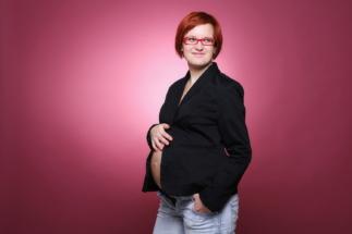 Těhotenské, focení, fotograf, Olomouc, 4