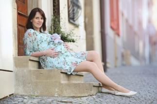 Těhotenské, focení, fotograf, Olomouc, 6
